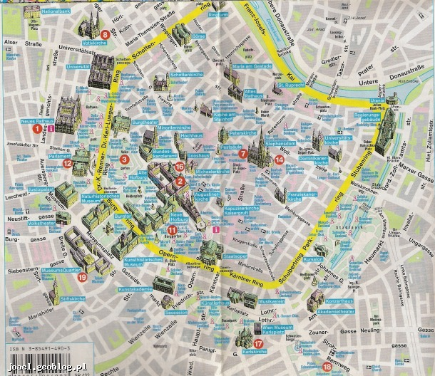tourist map of vienna austria with Mapa Centrum Wiednia on Map furthermore Mapa Centrum Wiednia additionally Stadtpark together with 09 likewise Rogner Bad Blumau.